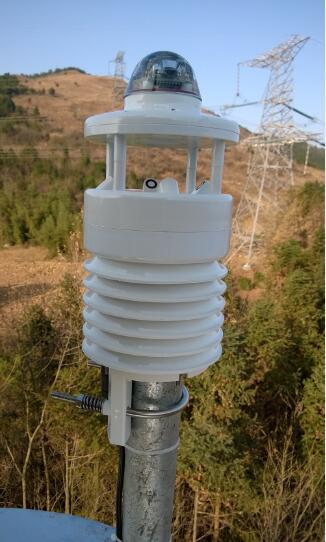六要素气象传感器生产