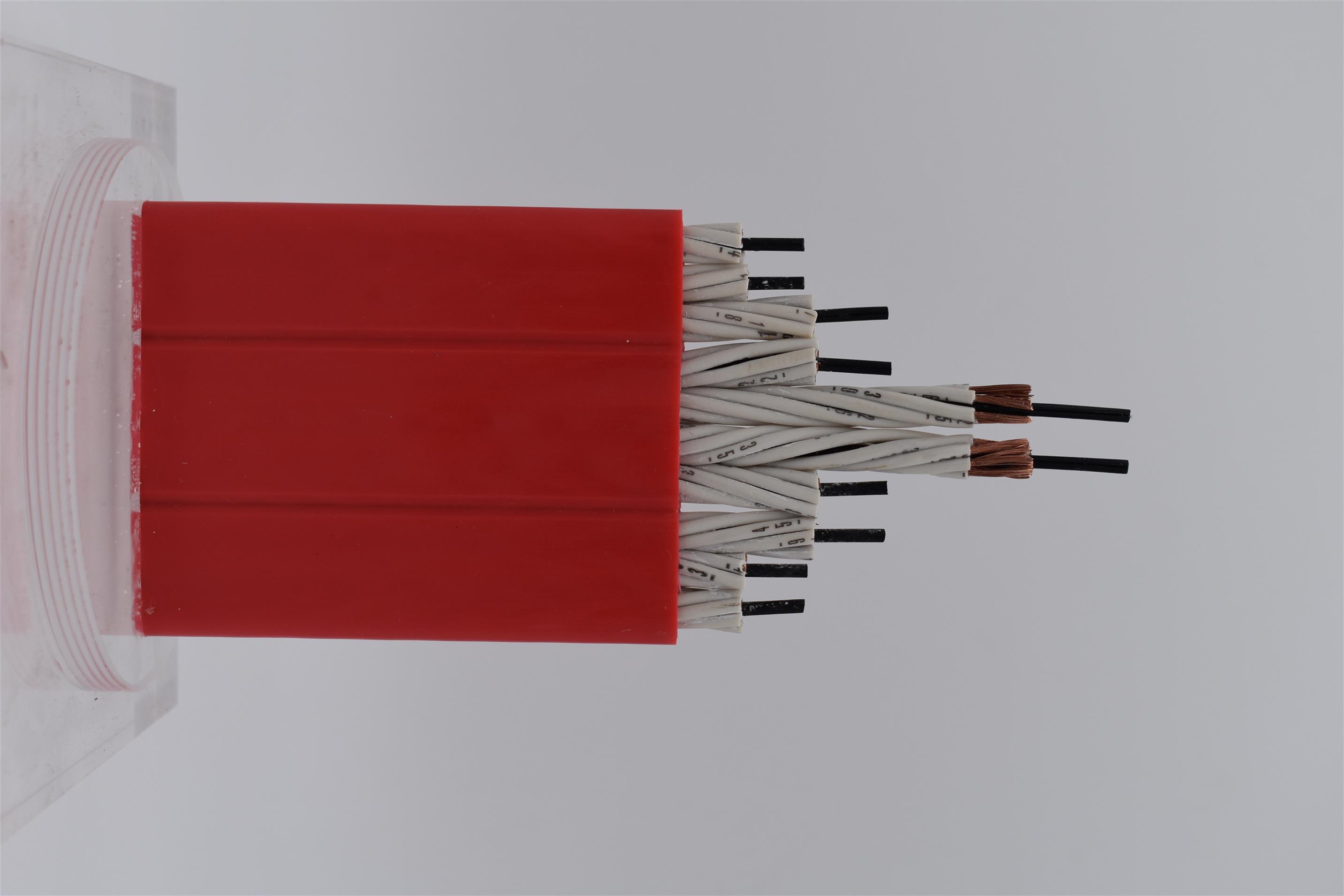 杭州斗轮机扁电缆规格