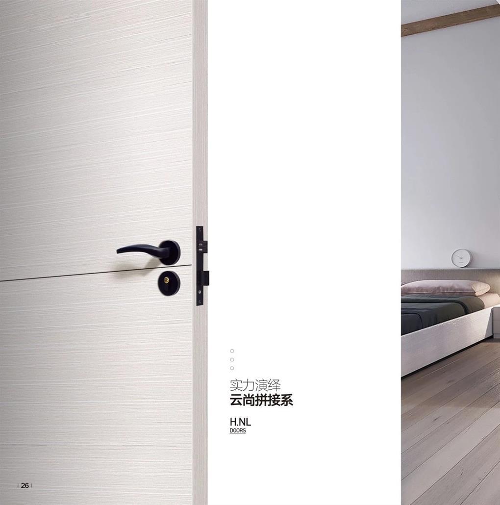 杭州无漆木门加工
