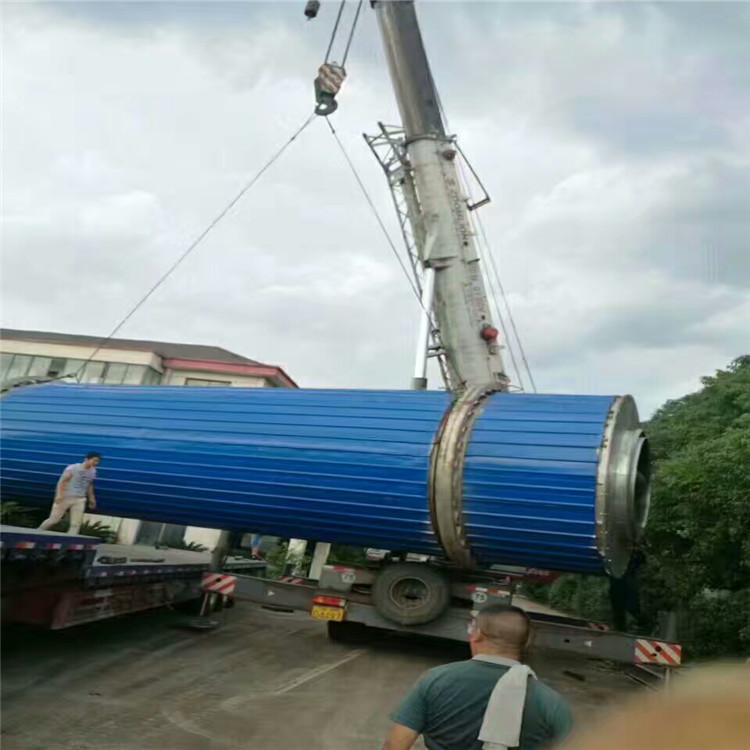 长沙二手1.8*18米滚筒烘干机厂家
