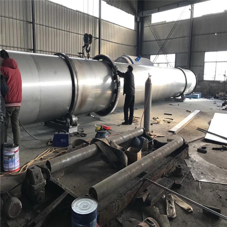 广州二手煤泥滚筒烘干机出售
