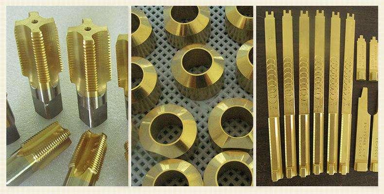 琼海刀具镀钛加工厂