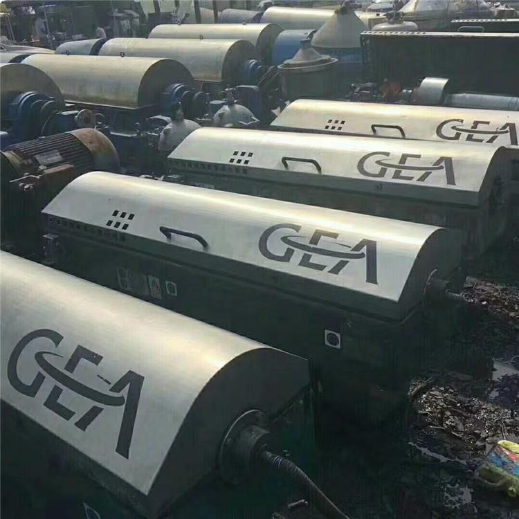 广州二手650卧式螺旋厂家离心机厂家