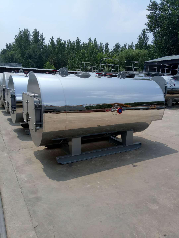 天津2吨燃油气蒸汽锅炉锅炉介绍