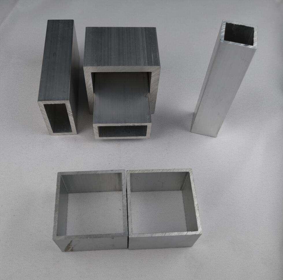 柳州方管铝型材生产