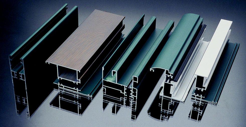廊坊建筑铝型材型号
