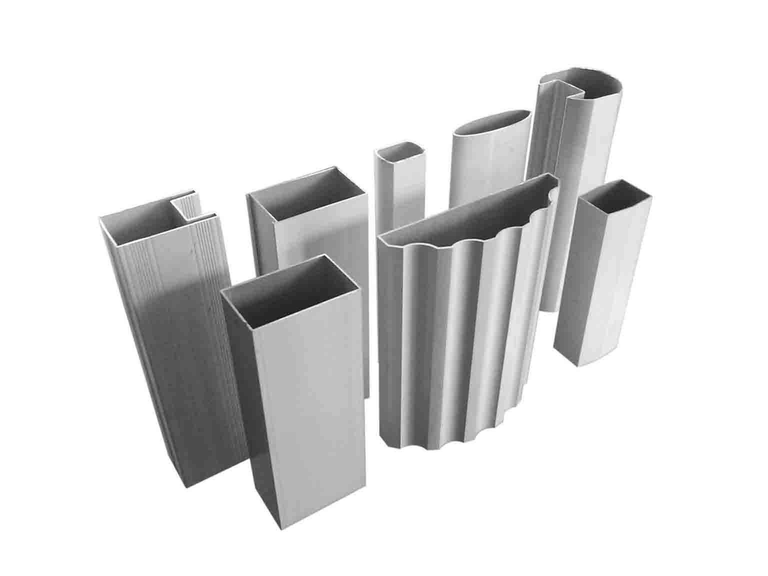 金华建筑铝型材定做