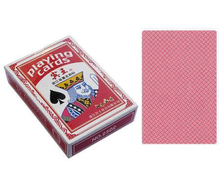 宾王扑克牌