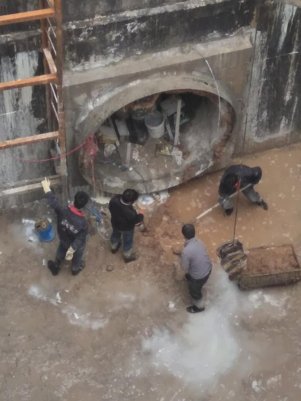 酒泉专业基坑堵漏