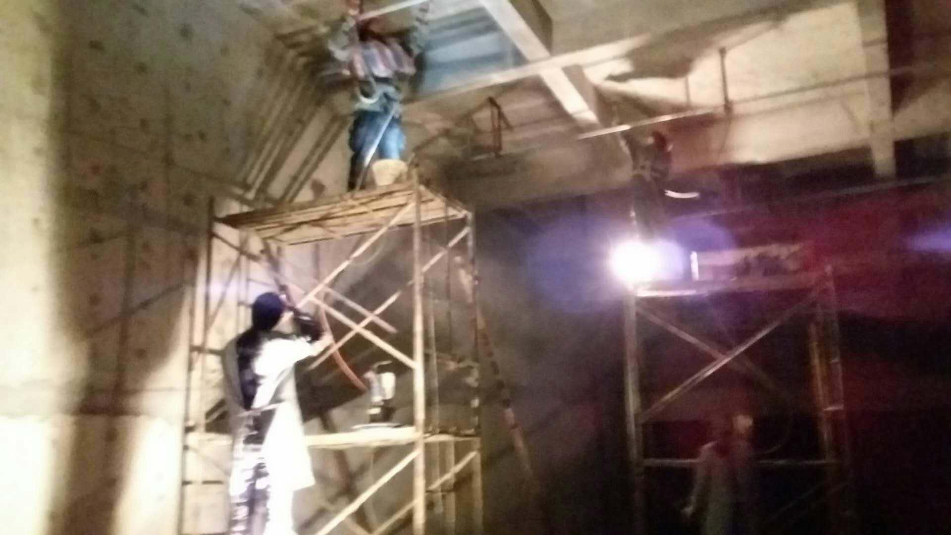 安康人防地下工程堵漏方法
