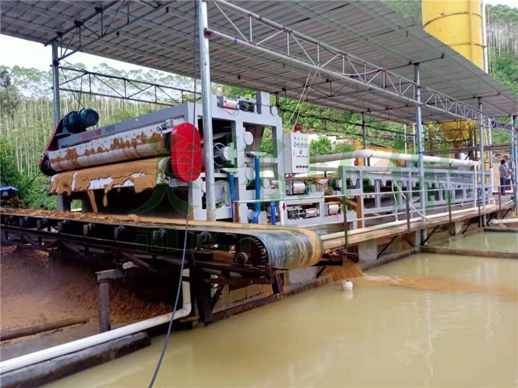 东莞洗砂污水处理设备制作