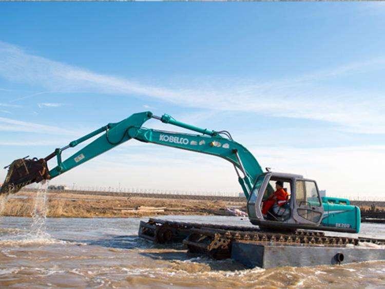 大兴安岭哪有水陆两用挖掘机租赁 水陆两用挖掘机租赁