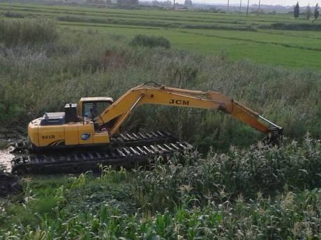 珠海哪有水陆两用挖掘机出租 水陆两用挖掘机租赁 湖北华放