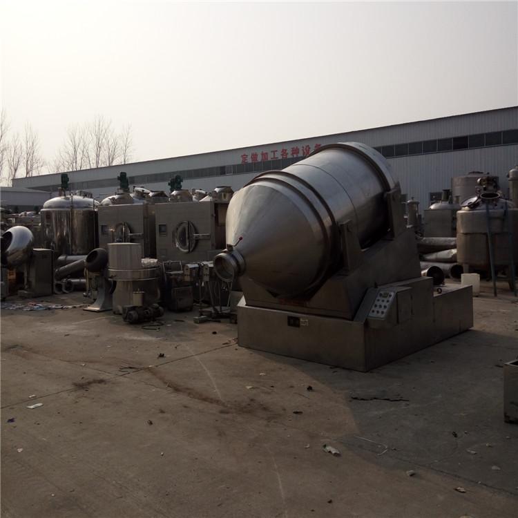 杭州二手400L三维混合机出售
