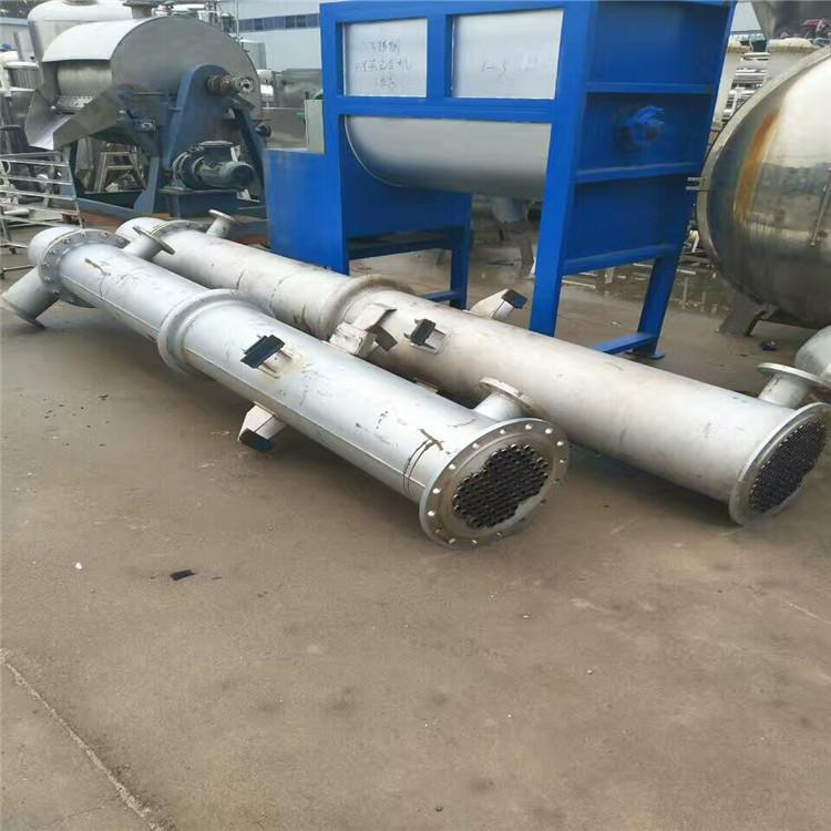 广州二手不锈钢冷凝器厂家直销