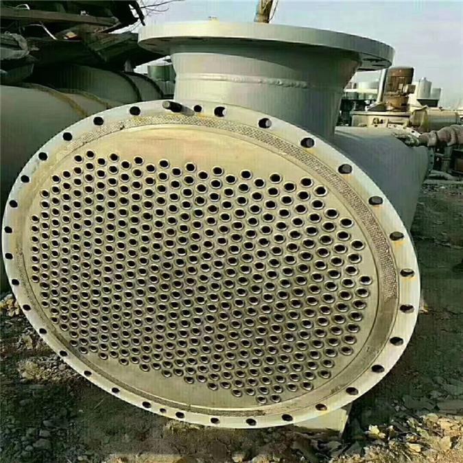赣州二手80平方列管冷凝器型号