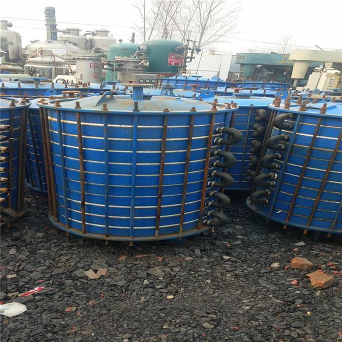 广州二手不锈钢冷凝器出售