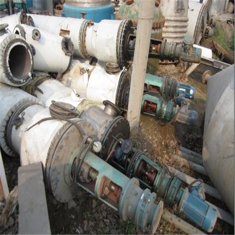 广州二手多效浓缩蒸发器出售