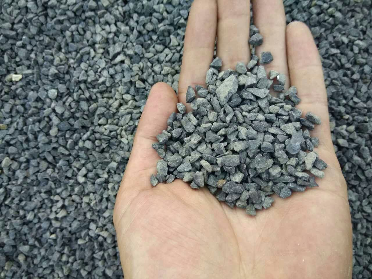 潍坊修路用玄武岩石子厂家