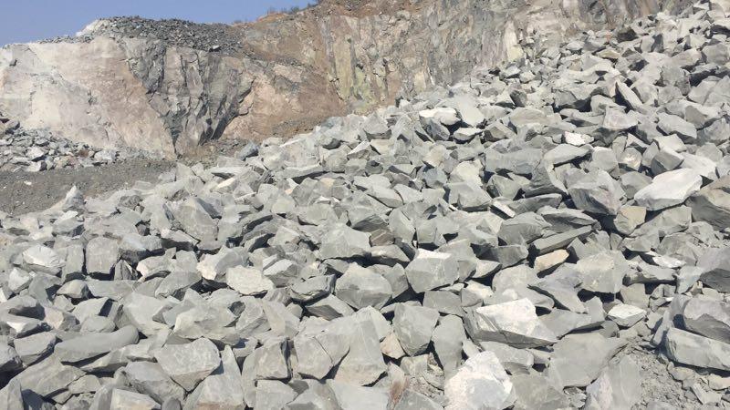 泰安玄武岩石料
