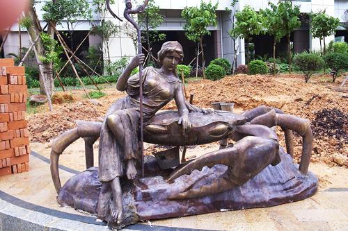 三沙景观雕塑报价