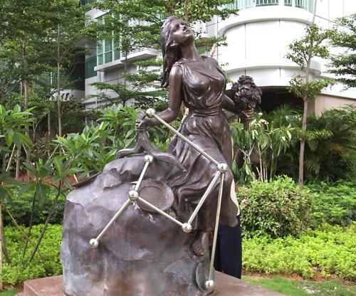 江西景观雕塑
