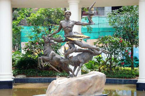 桂林地产雕塑厂