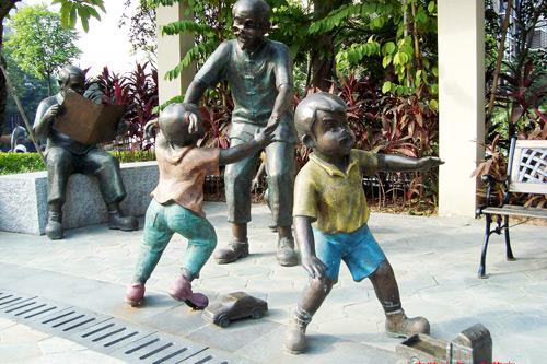 珠海广场雕塑定制