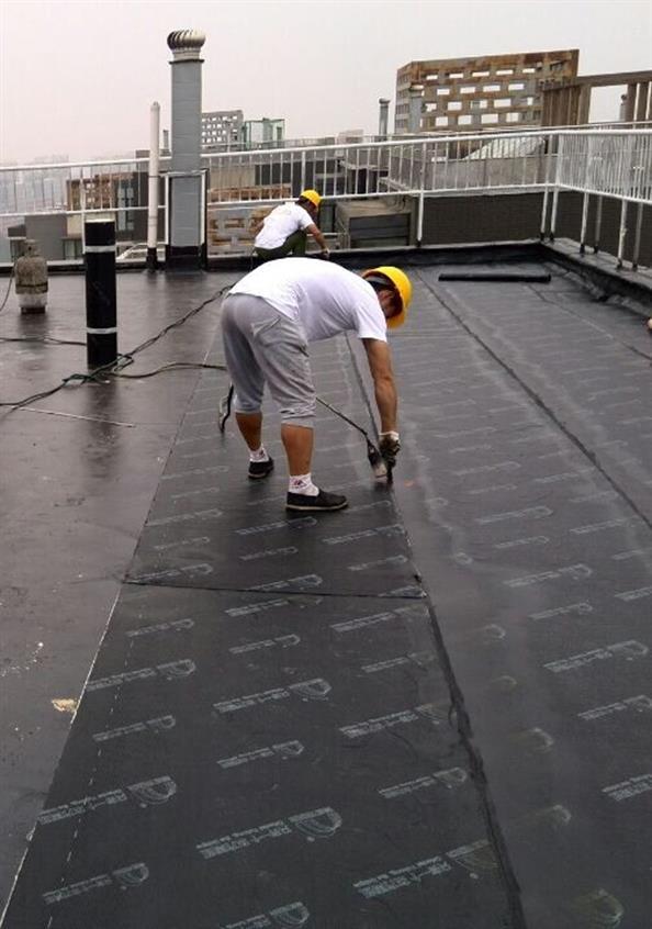 高新车间屋面防水