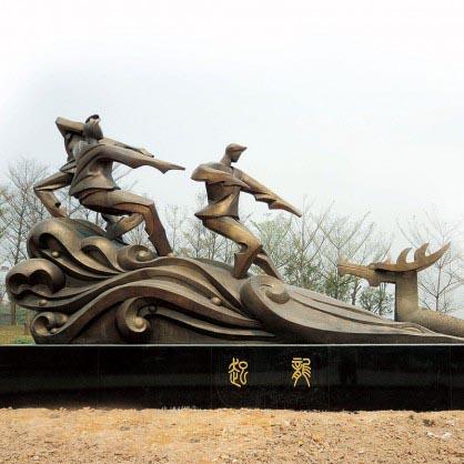 湘潭锻铜圆雕厂