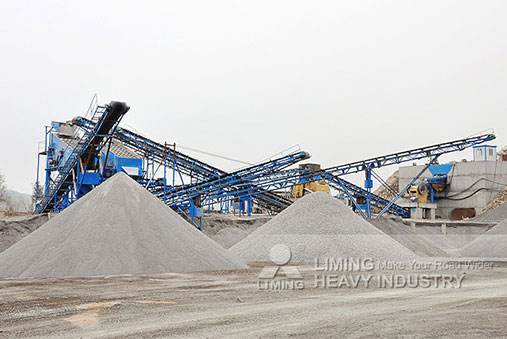 山东水洗机制砂厂家