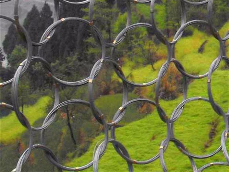 热镀锌被动防护网价格