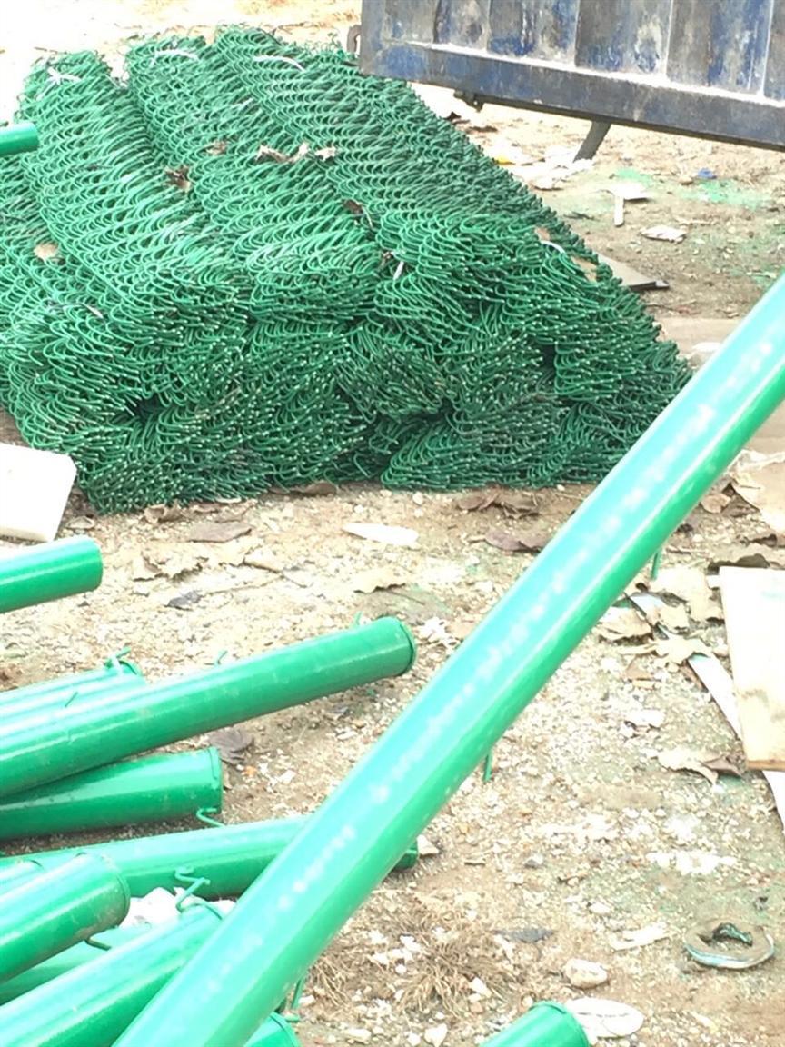 玉林勾花网制作