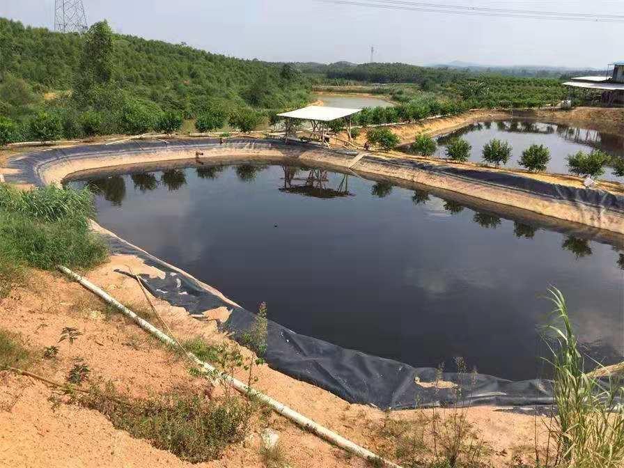 衡阳盖泻湖沼气池设计