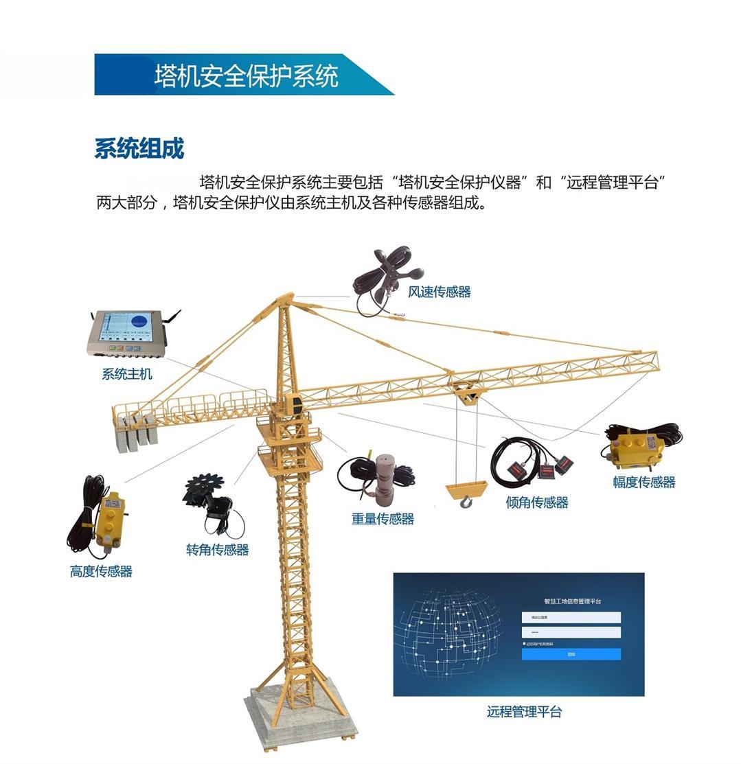 中卫塔吊吊钩可视系统