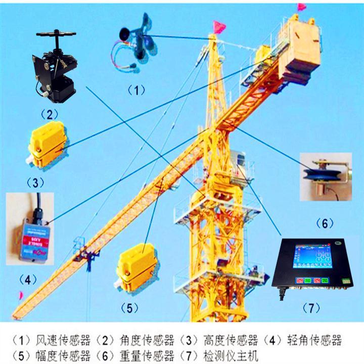 固原塔机吊钩可视化生产厂家