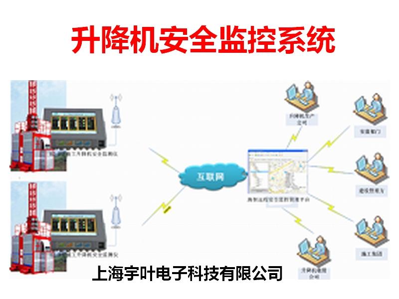 温州升降机安全监控管理系统