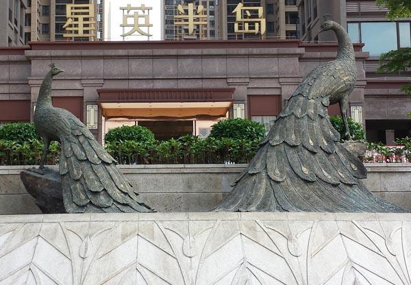 中山楼盘雕塑