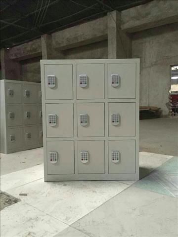 威海智能手機充電柜