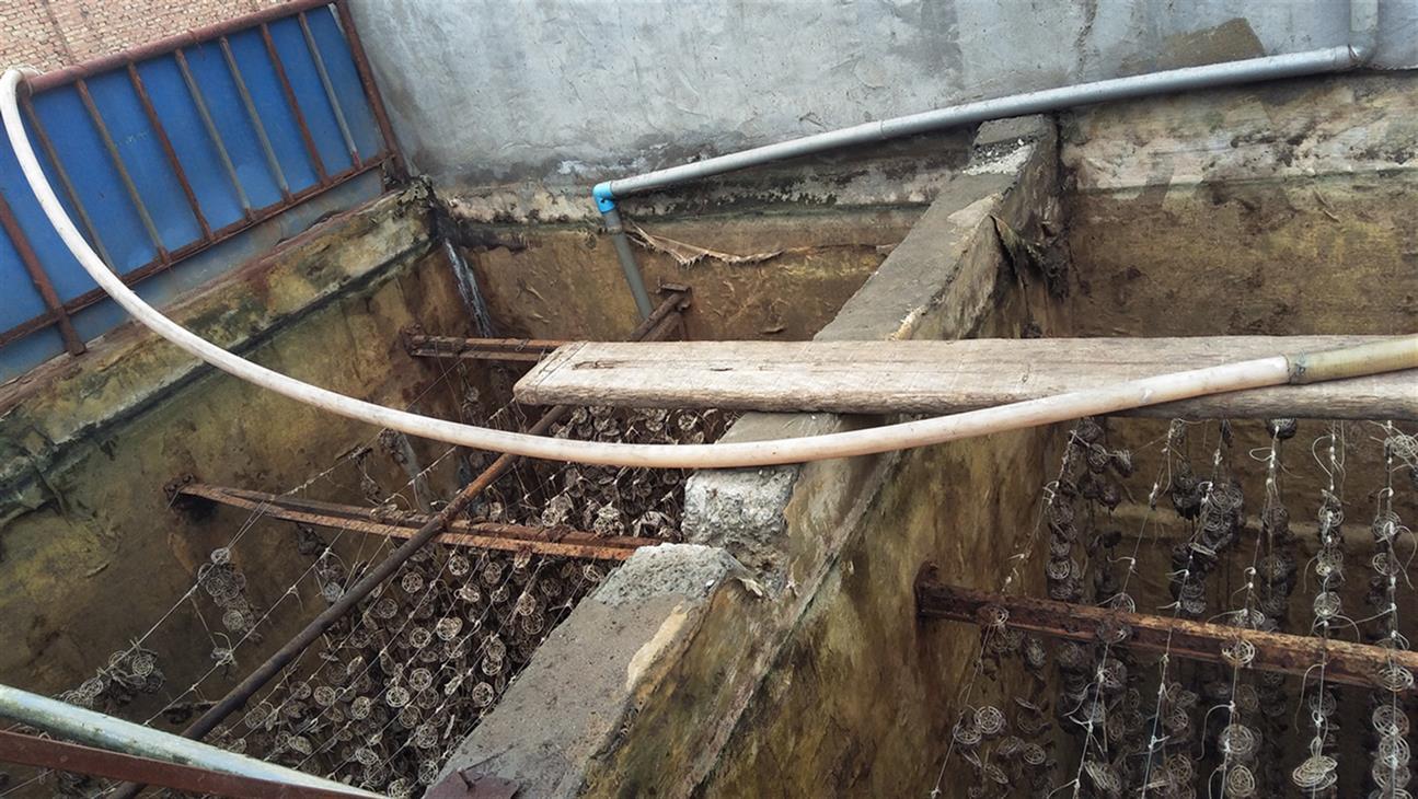 大明宫地下防水堵漏施工