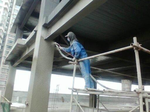 武汉室内钢结构薄型防火涂料厂家