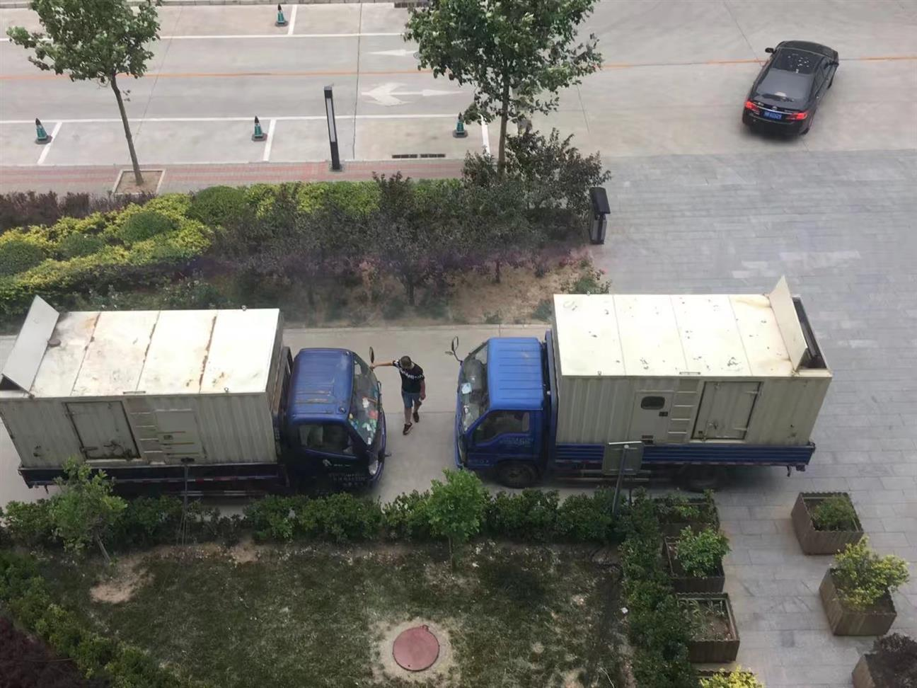 北京移动发电机租赁