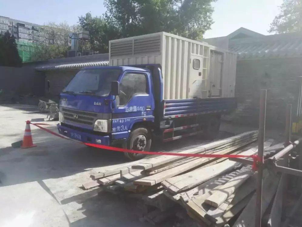 昌平大型发电机租赁