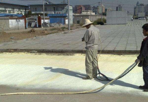 杭州聚氨酯喷涂工程