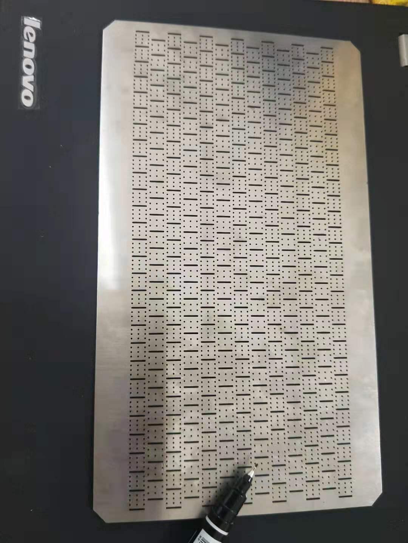 細孔濾網激光定制,不銹鋼濾網激光切割打孔