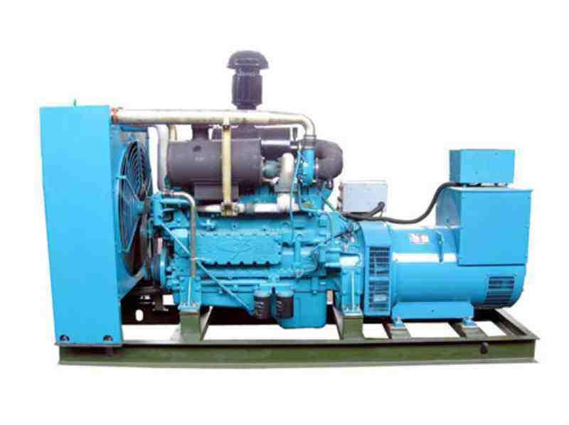 从化玉柴柴油发电机