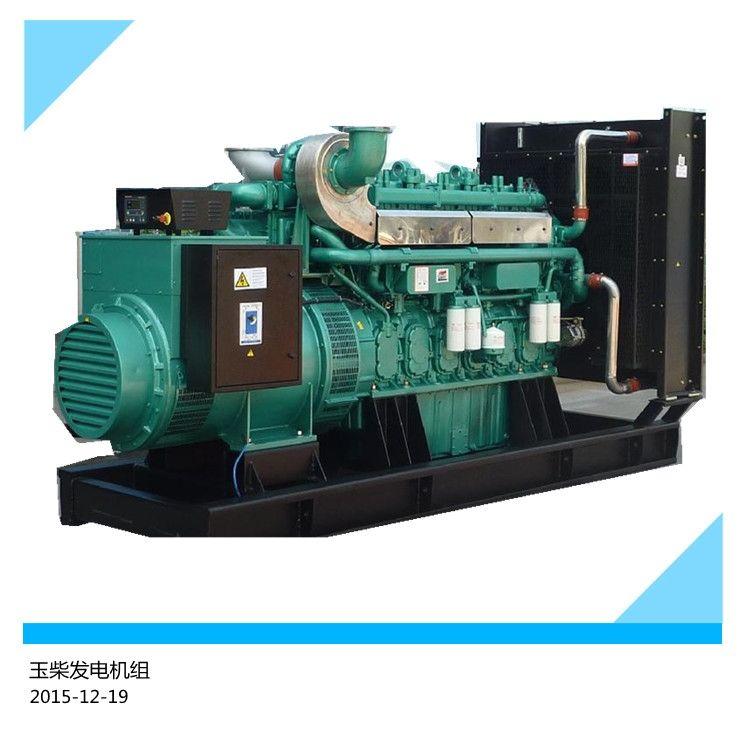 东方玉柴柴油发电机