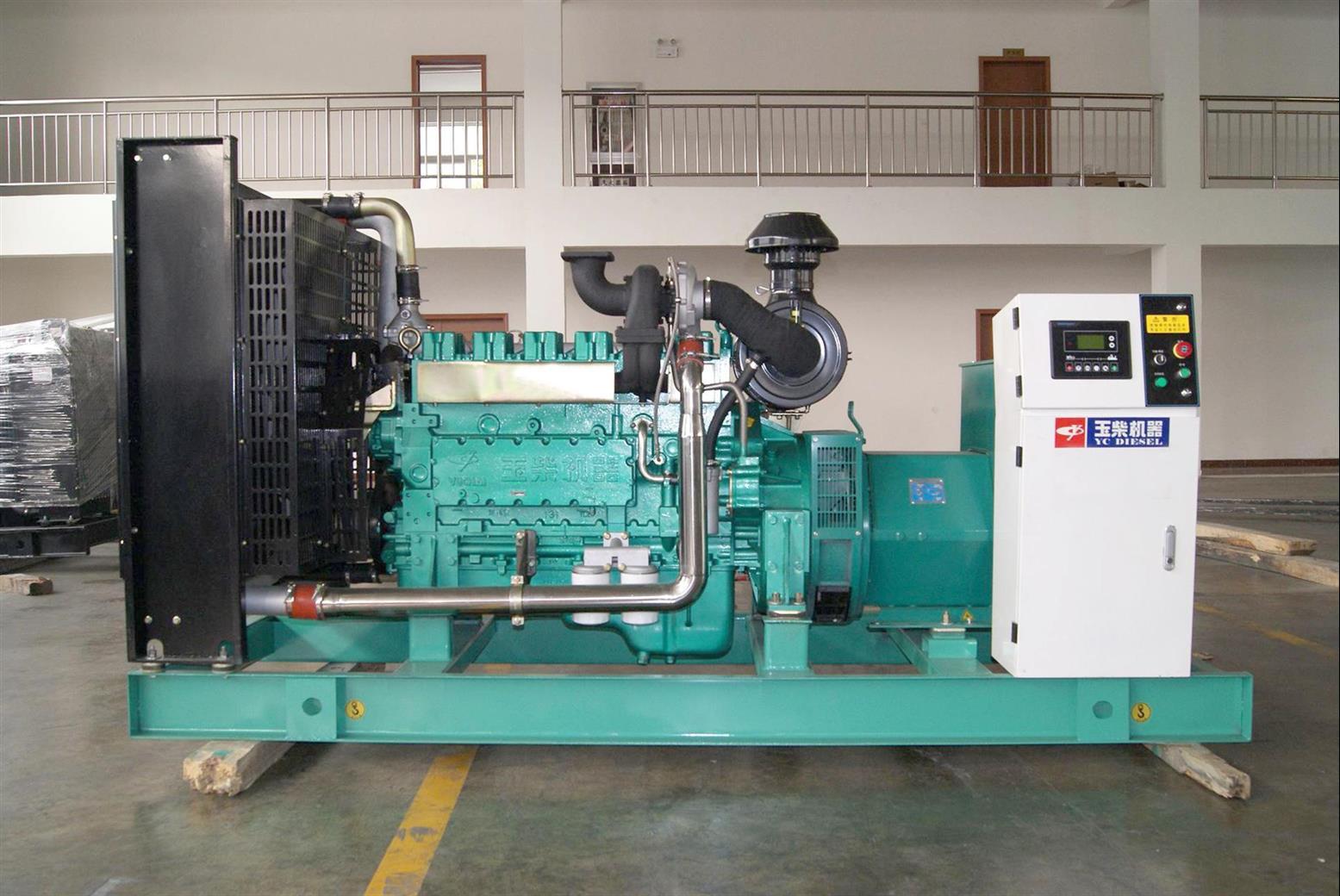 广州玉柴柴油发电机