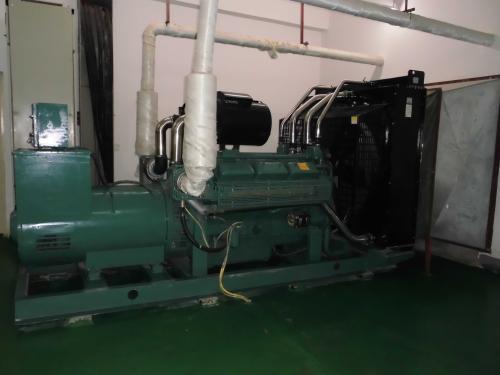 珠海无动柴油发电机组