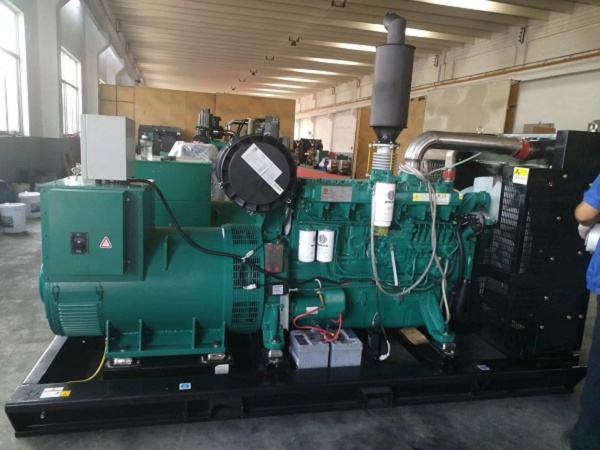 云浮无动柴油发电机组